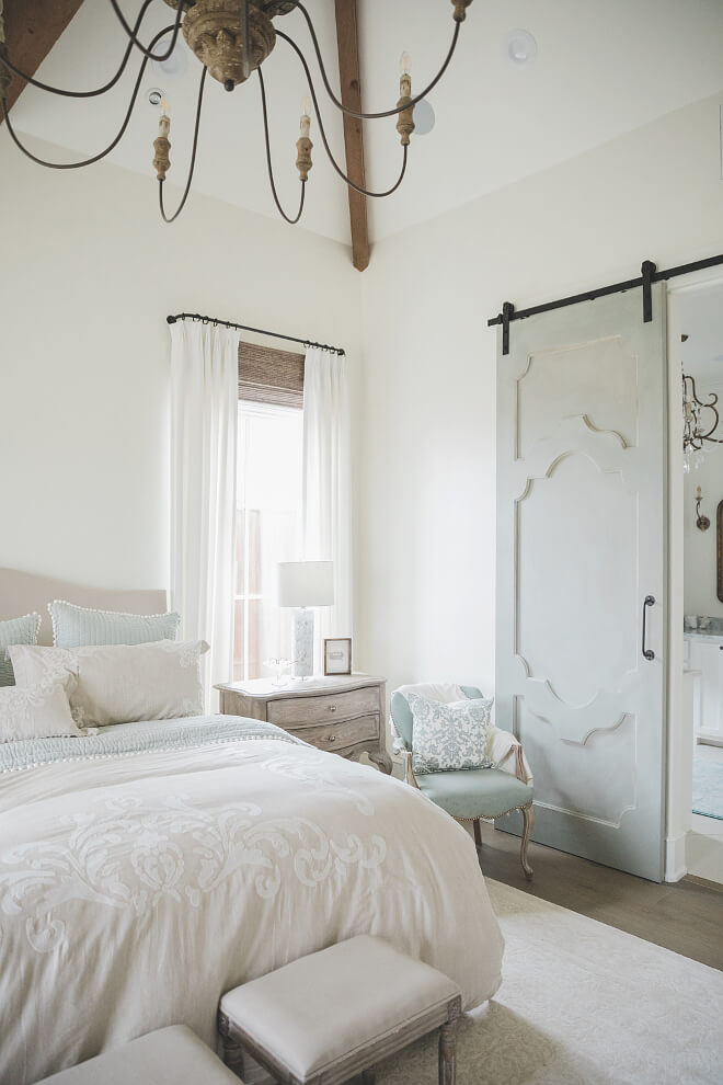 Ideas de Decoración y Diseño de Dormitorio Estilo Francesa