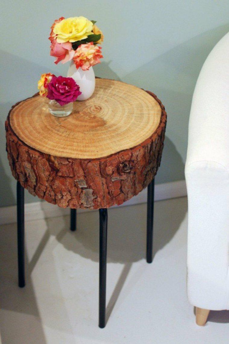 Impresionantes Ideas de Decoración con Madera para el Hogar