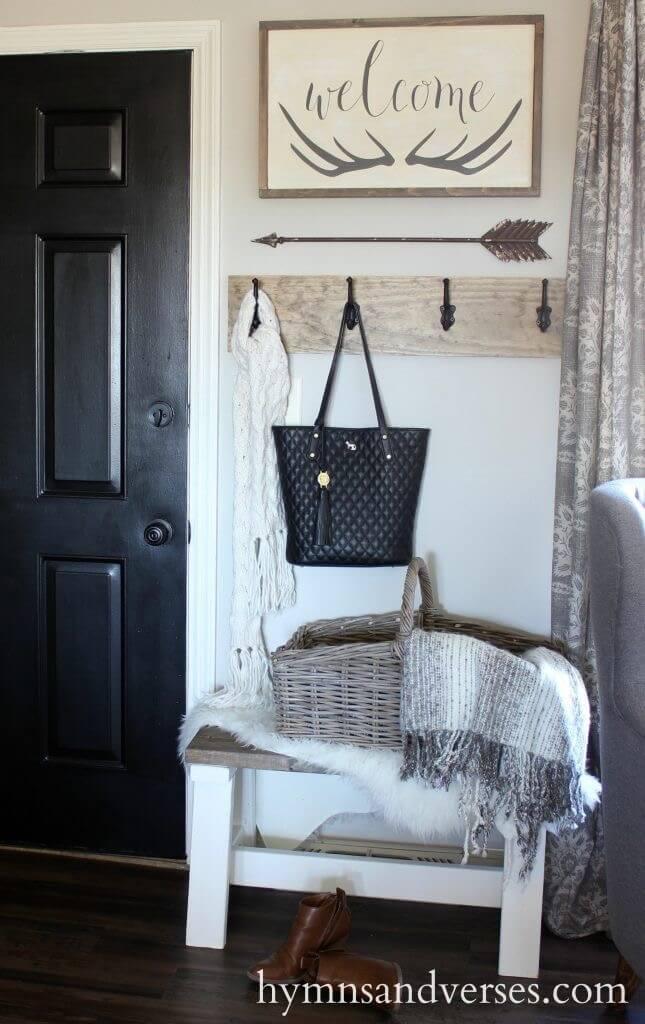 Diseño y Decoracion de Entradas para Casas Pequeñas