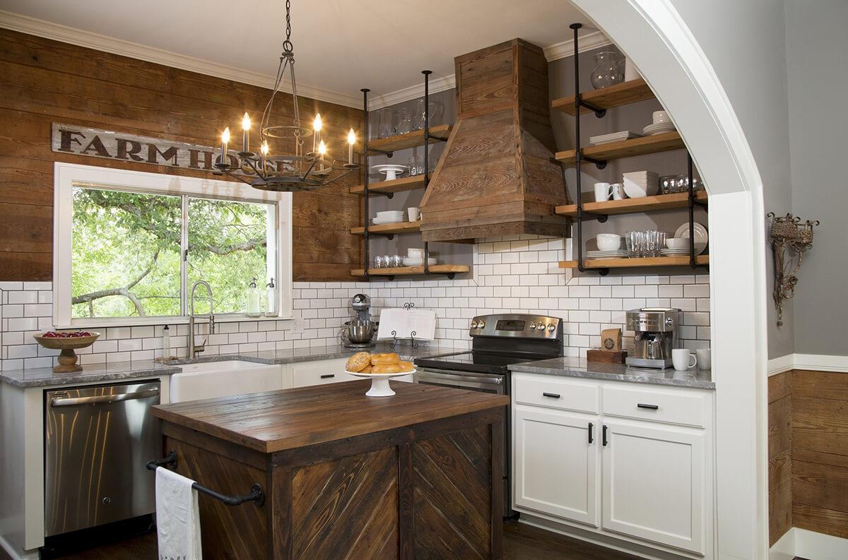 Ideas del Gabinete de Cocina del Cortijo