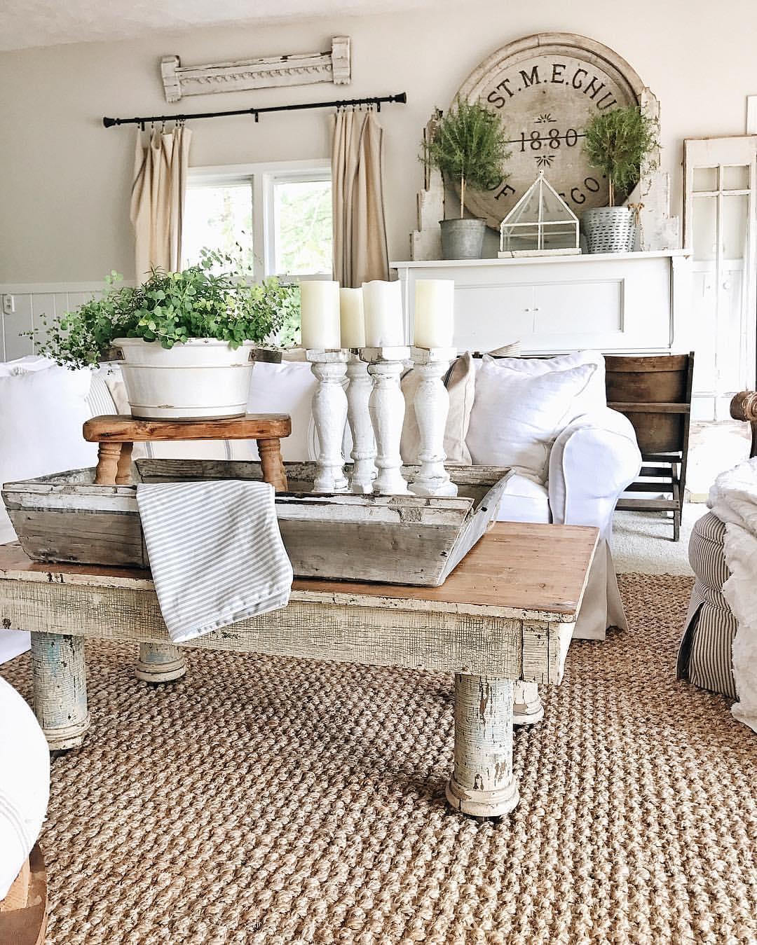 Impresionantes Muebles de Granja e Ideas de Decoración