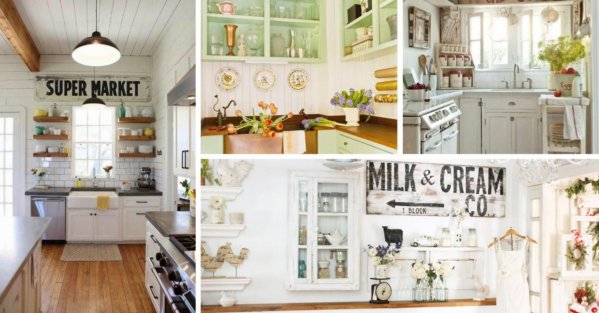 Cocinas Rústicas: Ideas, Imágenes y Decoración