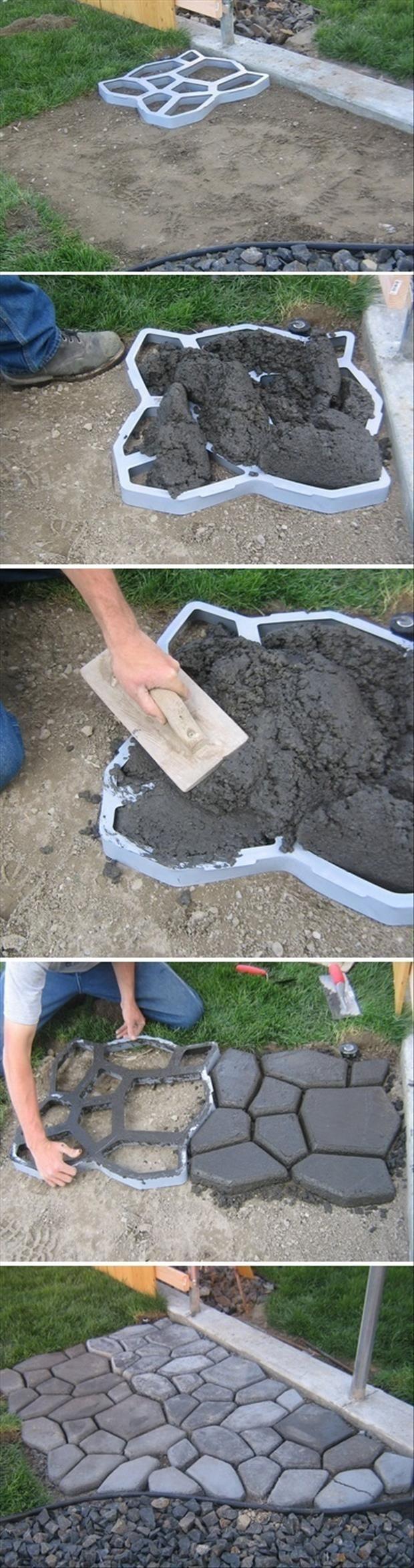 Impresionantes Proyectos de Cemento