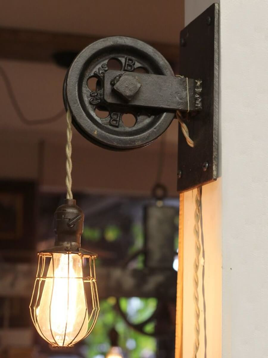 Ideas de Iluminación de la Granja