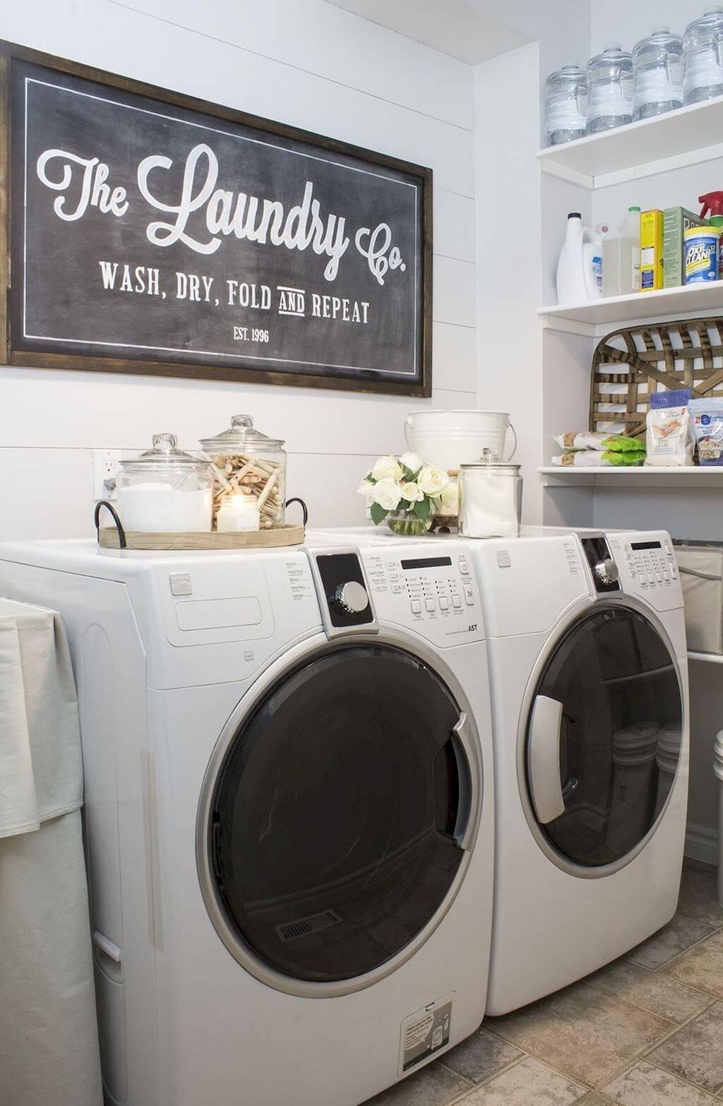 lavanderia estilo rustico 20