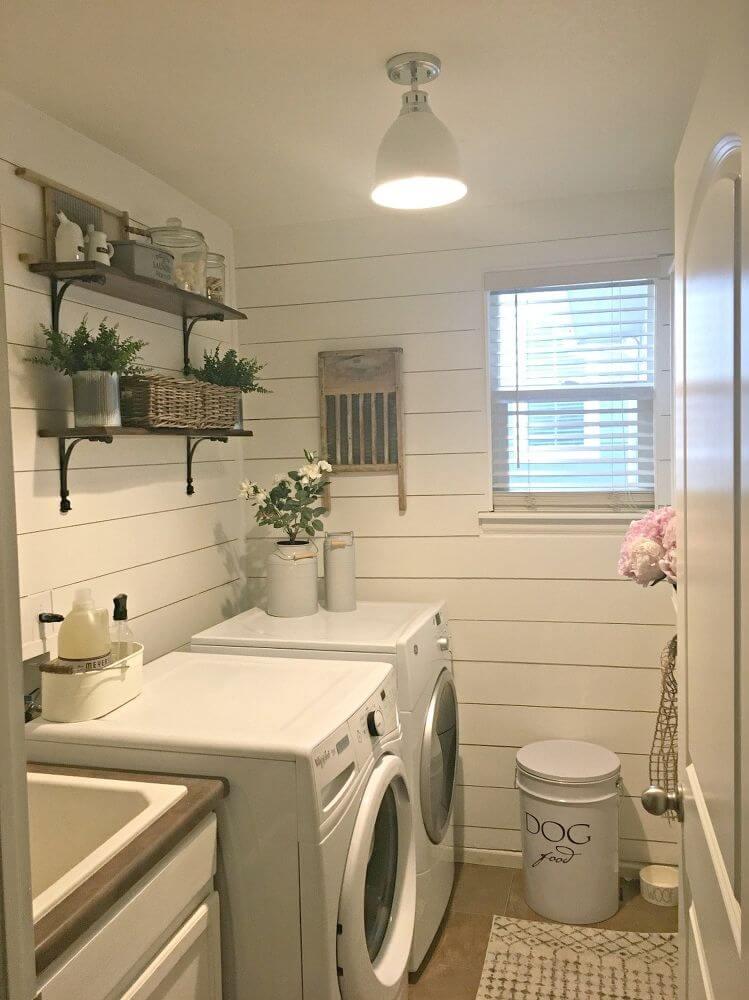 lavanderia estilo rustico 22