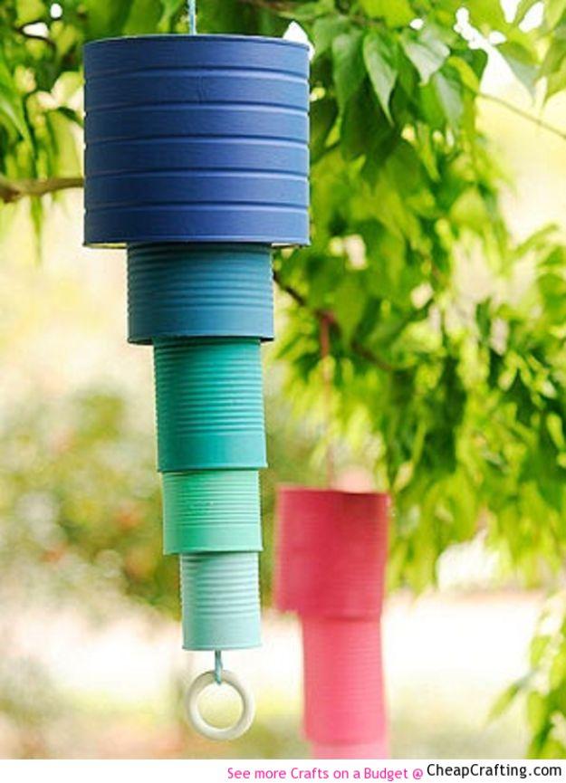 Ideas Originales para Reciclar Latas en Casa