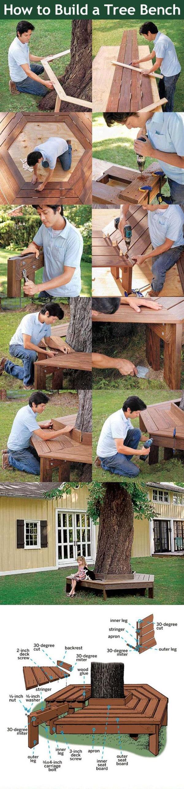 Proyectos de Muebles Reutilizados para tu Jardin