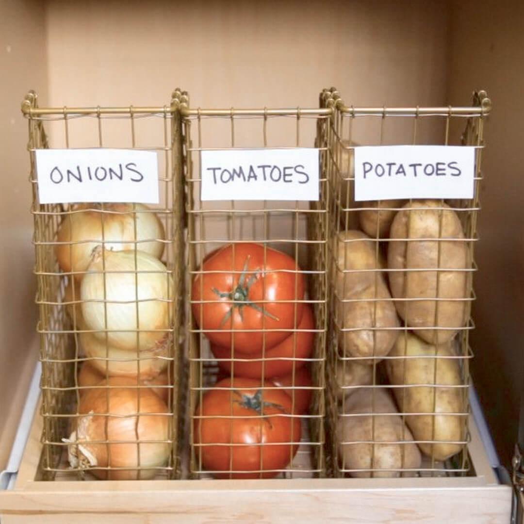 Ideas Prácticas de Organización de Despensa