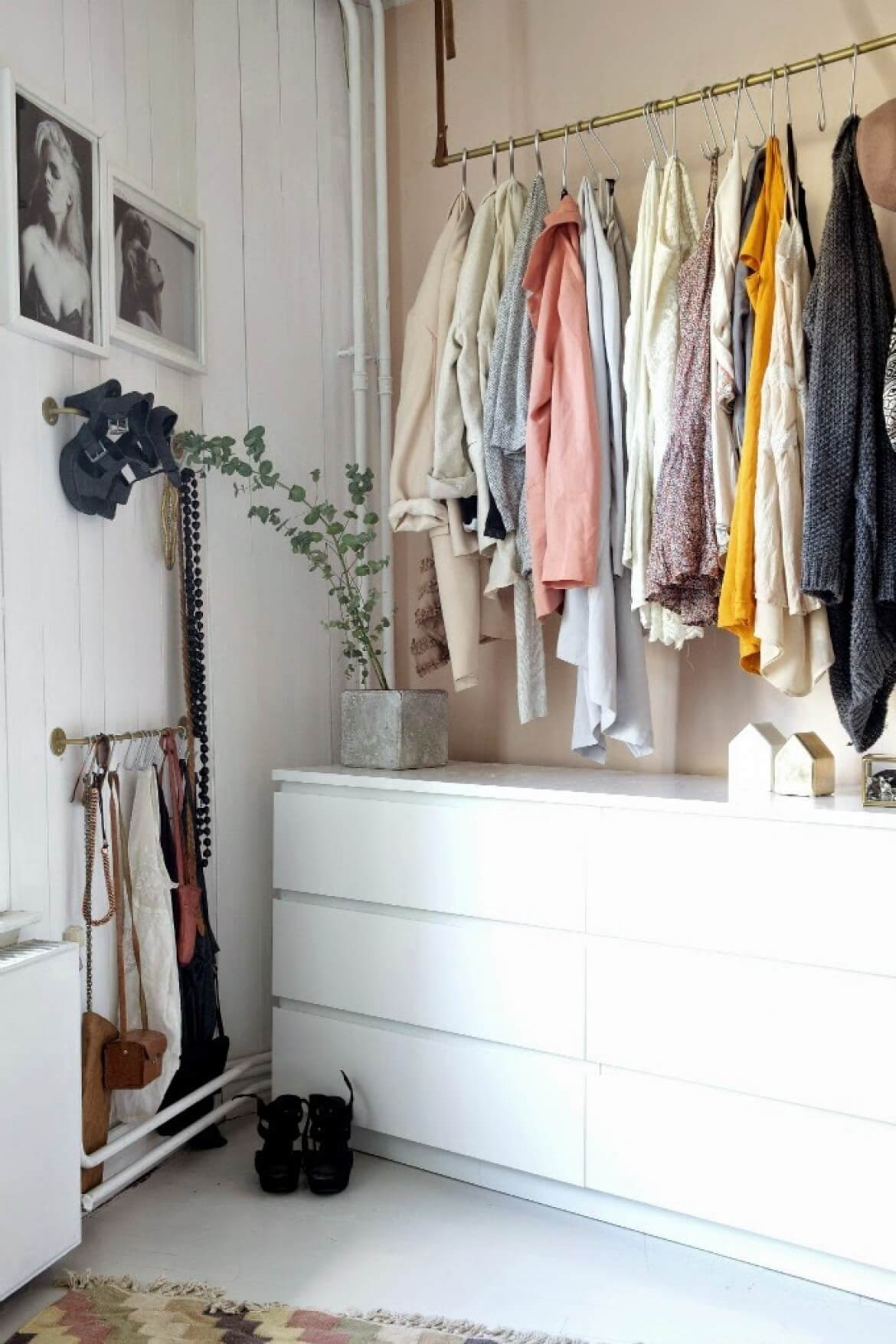 Ideas Brillantes de Organización de Dormitorio