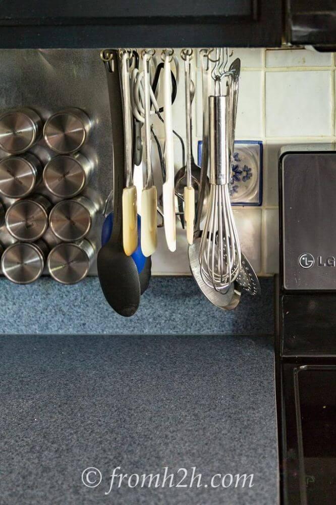 organizar tu cocina al