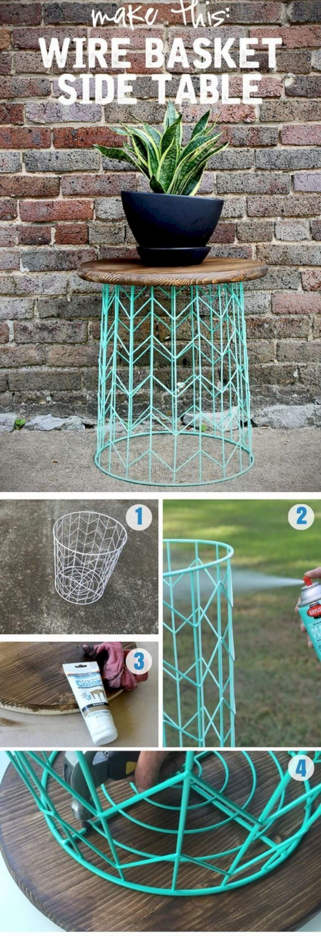 DIY Colorido Porche y Decoración de Patio Ideas