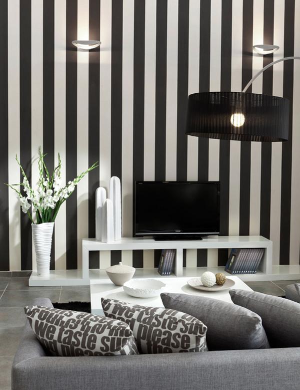 rayas blancas negras 112