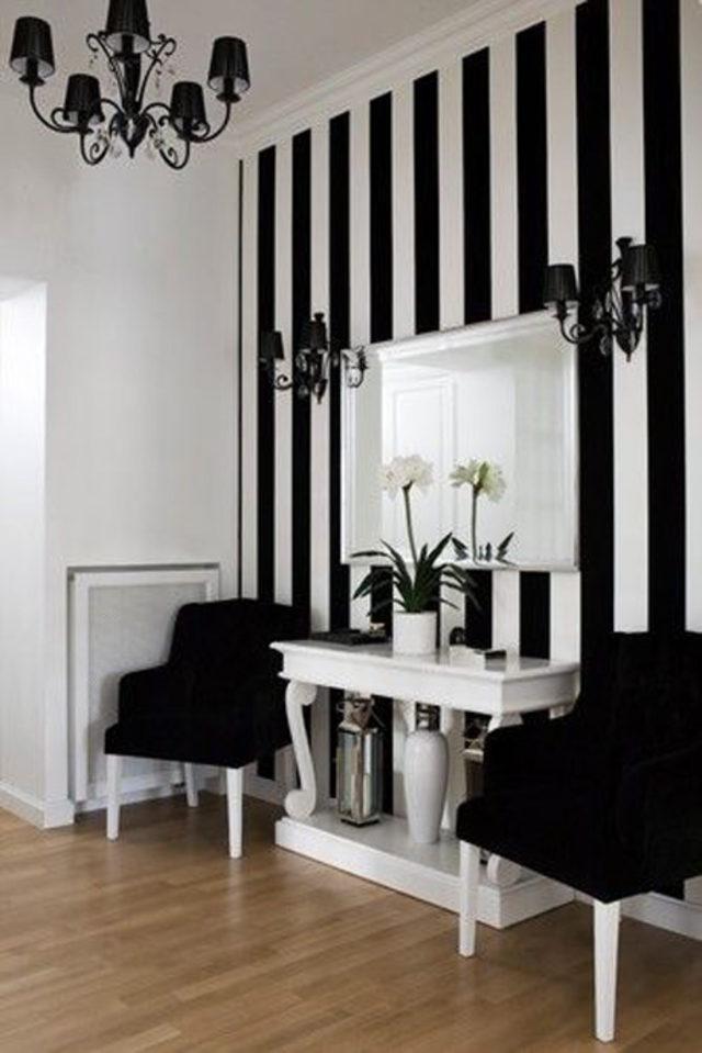 rayas blancas negras 7