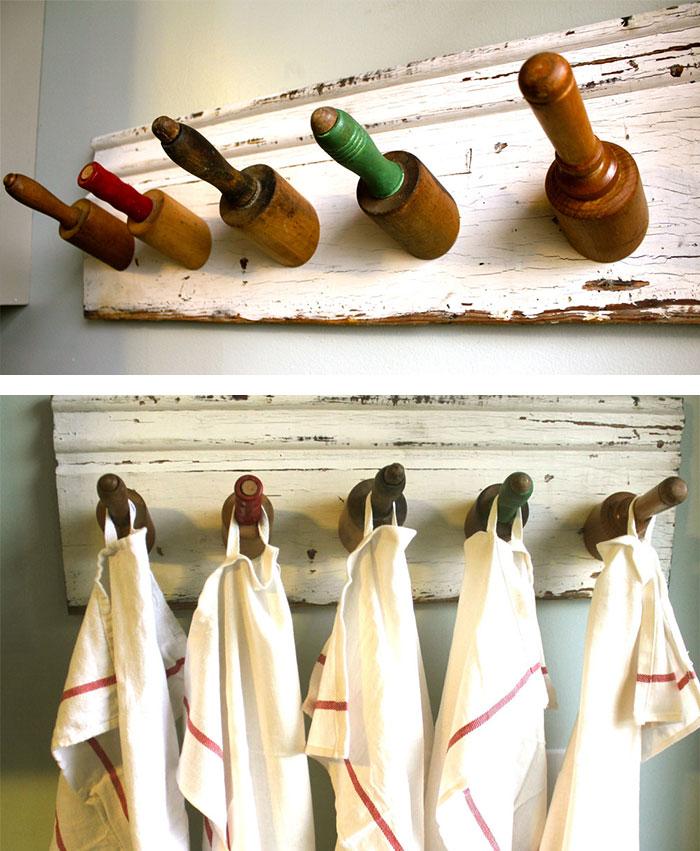 Formas Creativas de Reciclar cosas Viejas de Cocina