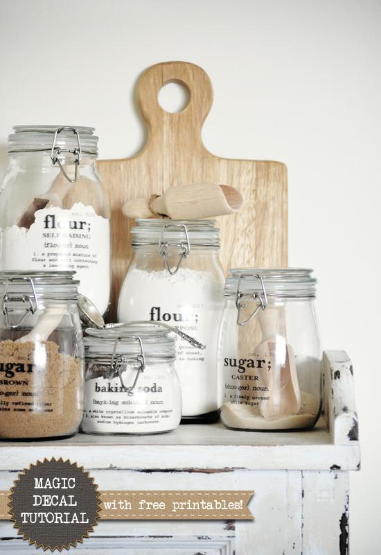 Ideas de Organización y Almacenamiento de Cocina