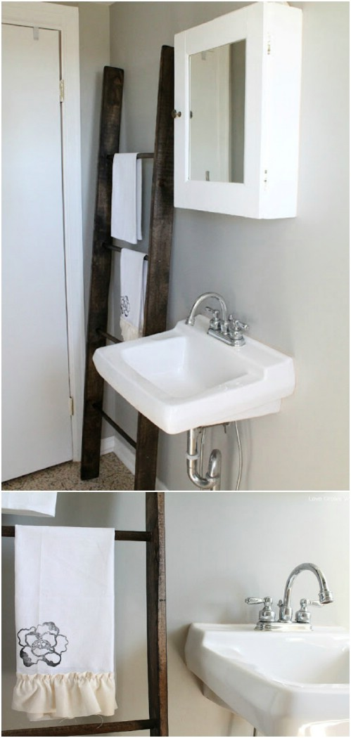 Ideas de Decoración de Baño Rústico