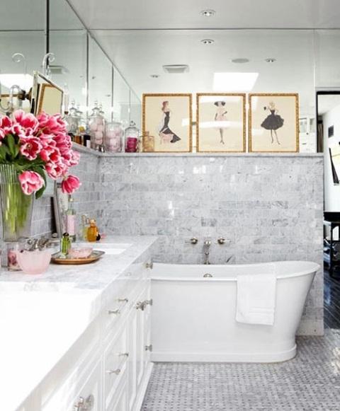 Increíbles Ideas de Diseño de Baño Femenino