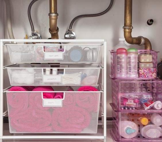 Ideas Sencillas para Mantener tu Baño Organizado