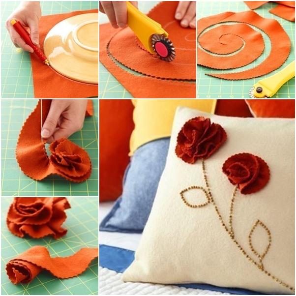 Cojines Decorativos que te Encantaría Hacer