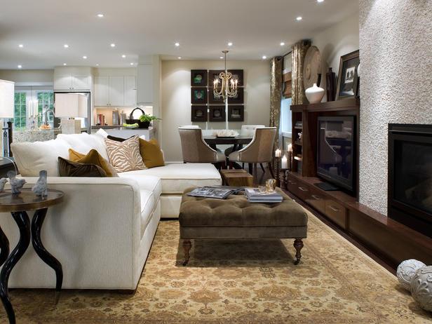 Ideas de Diseño de Interiores para Tener una Sala de Estar Moderna