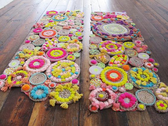 ideas alfombra