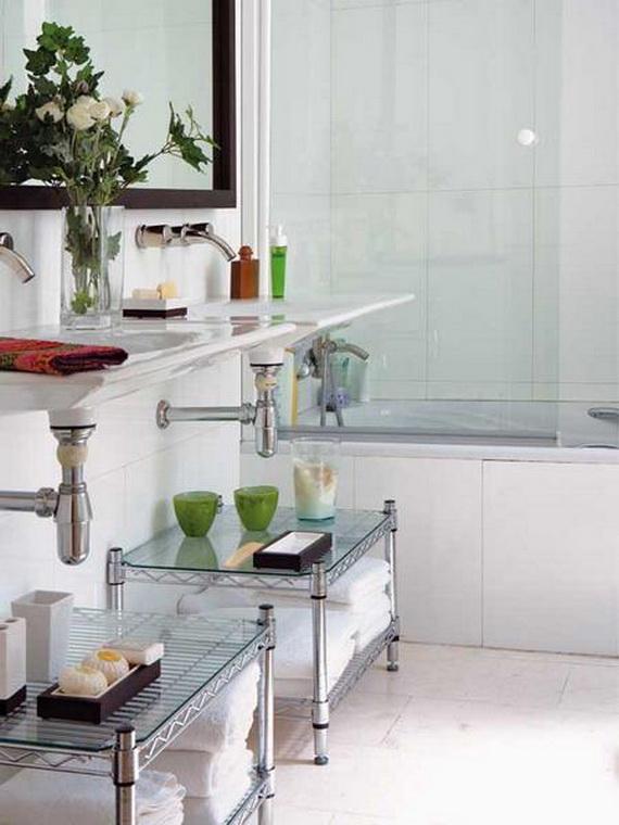 Ideas Prácticas y Decorativas para el Baño