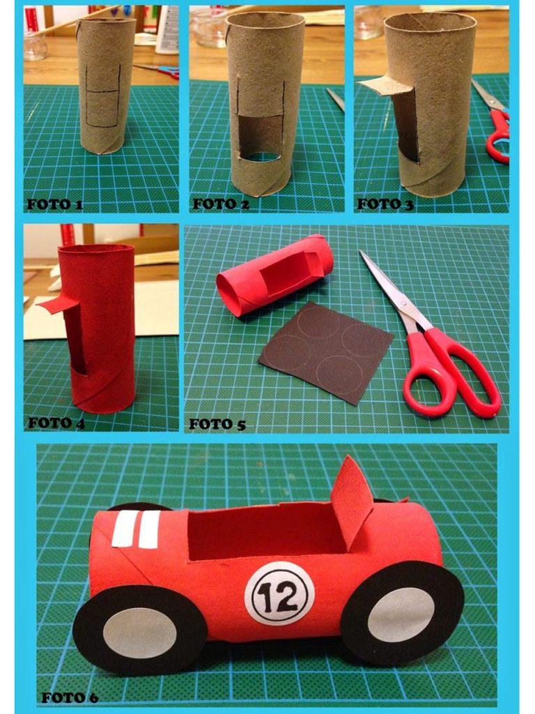 manualidades con rollos de papel higienico 20