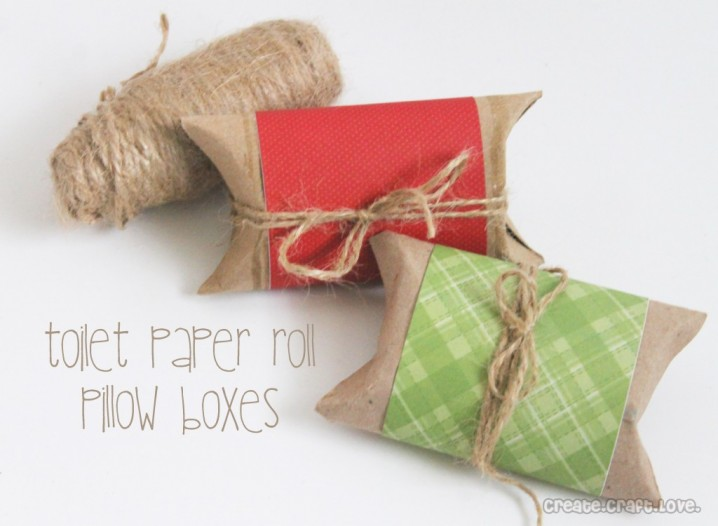 manualidades con rollos de papel higienico 8