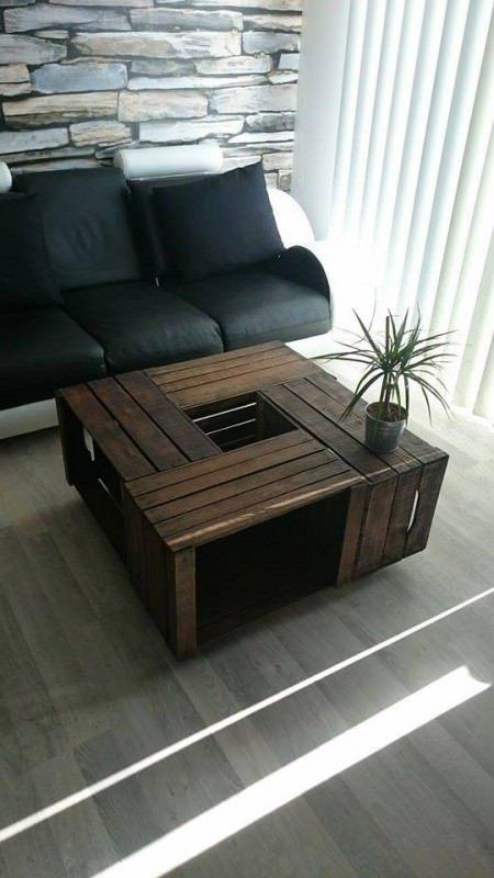 reciclar cajas madera