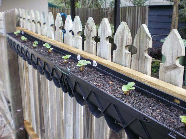 Maneras Interesantes de Reutilizar los Canales de lluvia