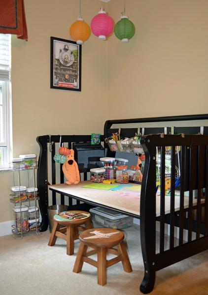 Maneras Fascinantes de Reutilizar Cunas para Bebés en la Decoración del Hogar