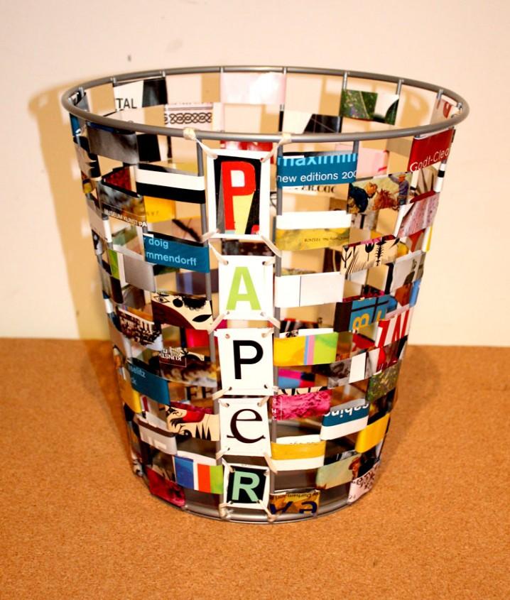 reciclar el periodico 3