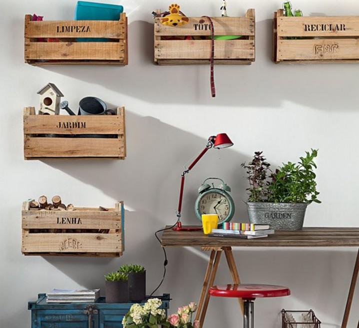 Ideas Creativas para Reciclar Palets de Madera