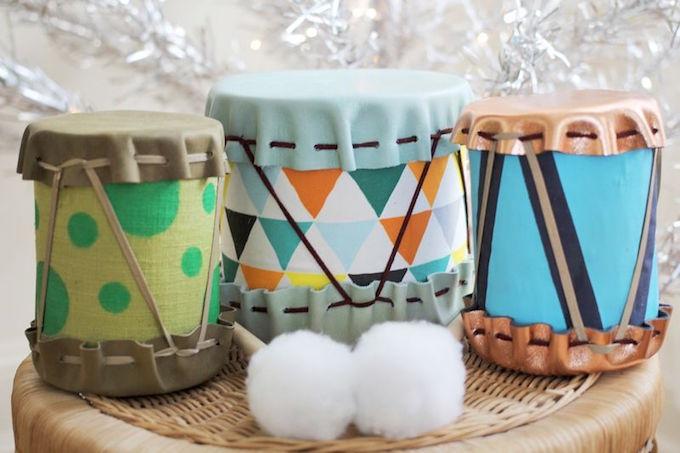 reciclar y decorar con latas 16