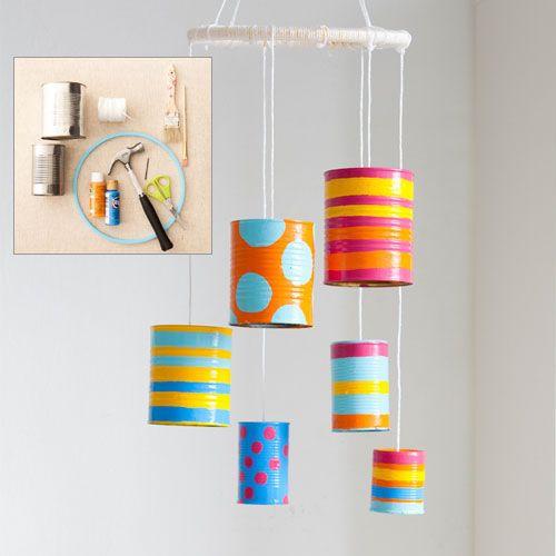 reciclar y decorar con latas 18