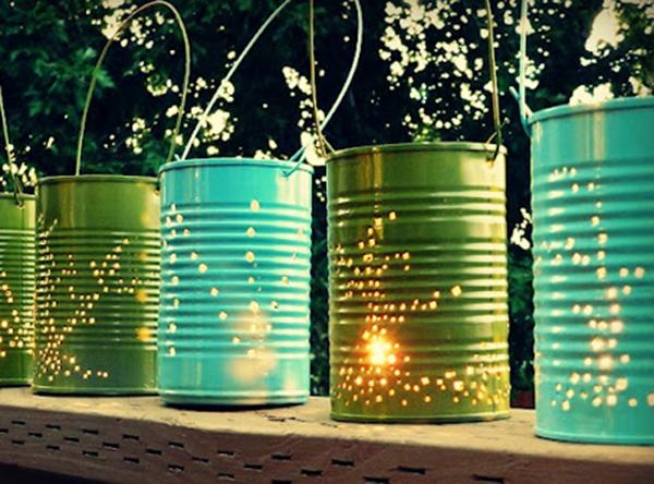 reciclar y decorar con latas 4