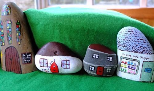artesanias piedras guijarros 15