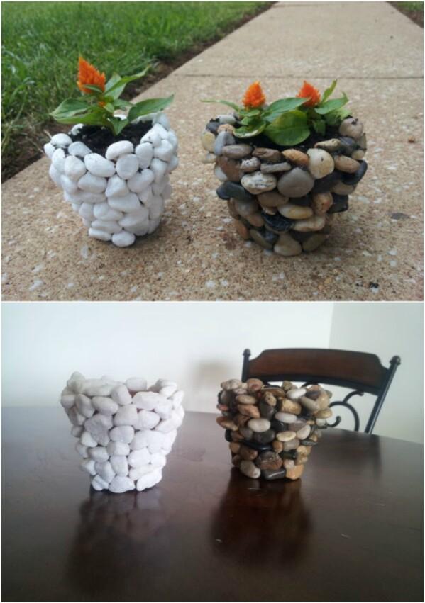 artesanias piedras guijarros 21