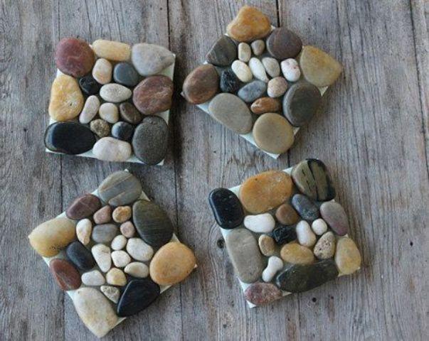 artesanias piedras guijarros 4