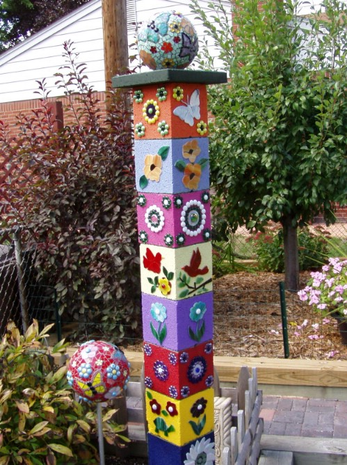 Reutilizar Bloques de Cemento en la Decoración del Hogar y Jardín