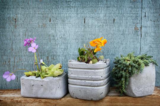 Decoracion de Jardines con Bloques de Concreto