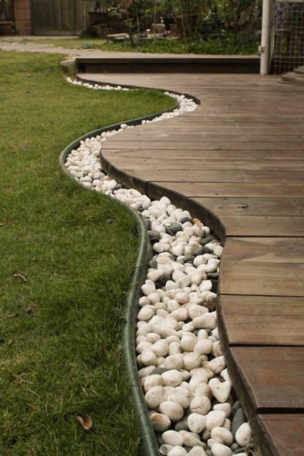 Proyectos Decorativos para Hacer con Piedras del Rio
