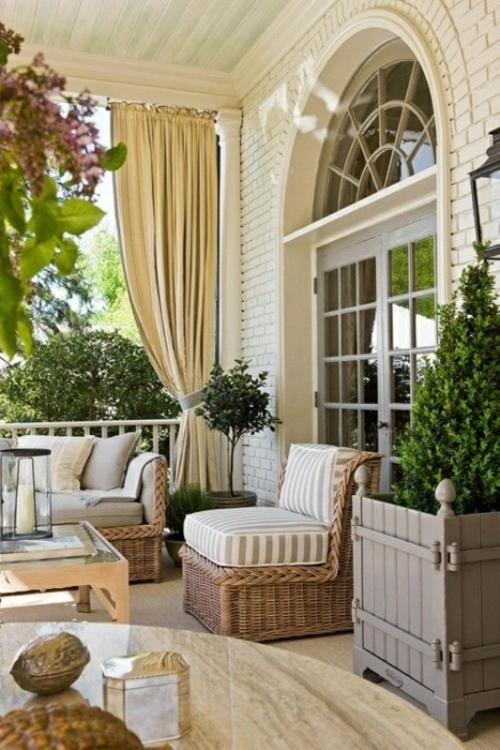 Frescos y Modernos Diseños de Muebles de Jardín