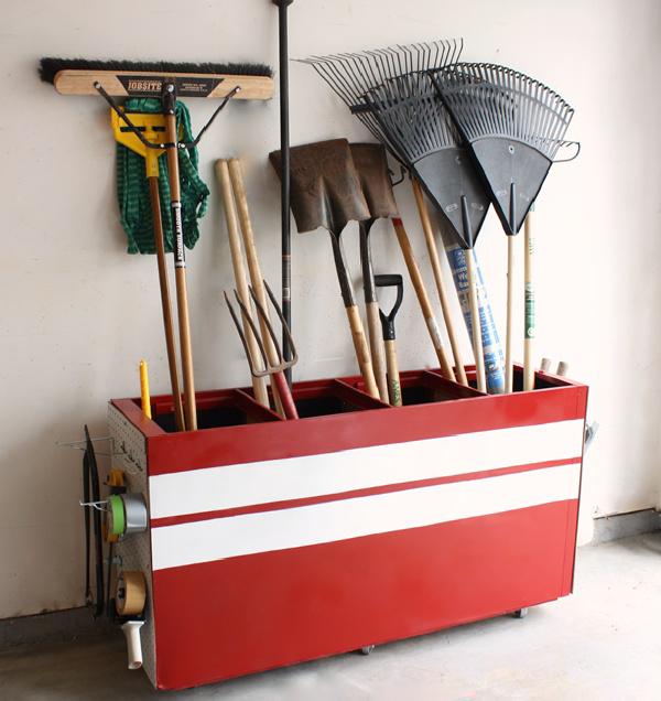 organizacion del garaje 10