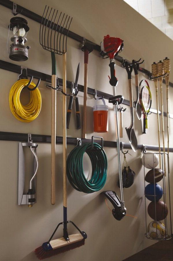Organización y Almacenaje Inteligente del Garaje