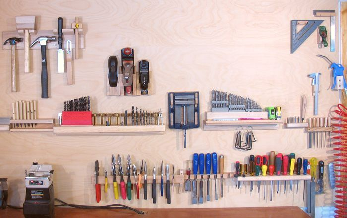 organizacion del garaje 16