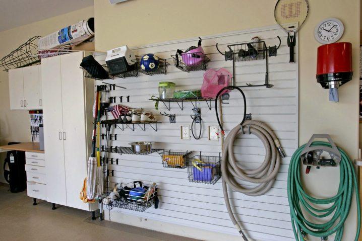 organizacion del garaje 17