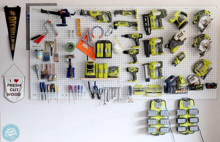 organizacion del garaje 18