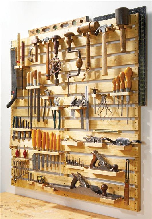 organizacion del garaje 5